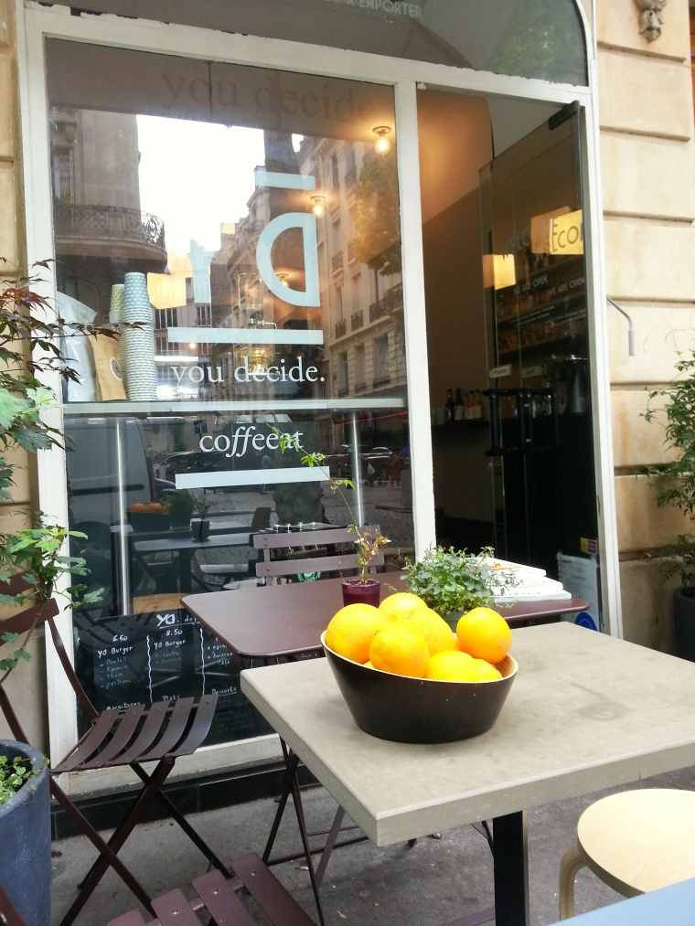 You Decide coffee shop and cafe