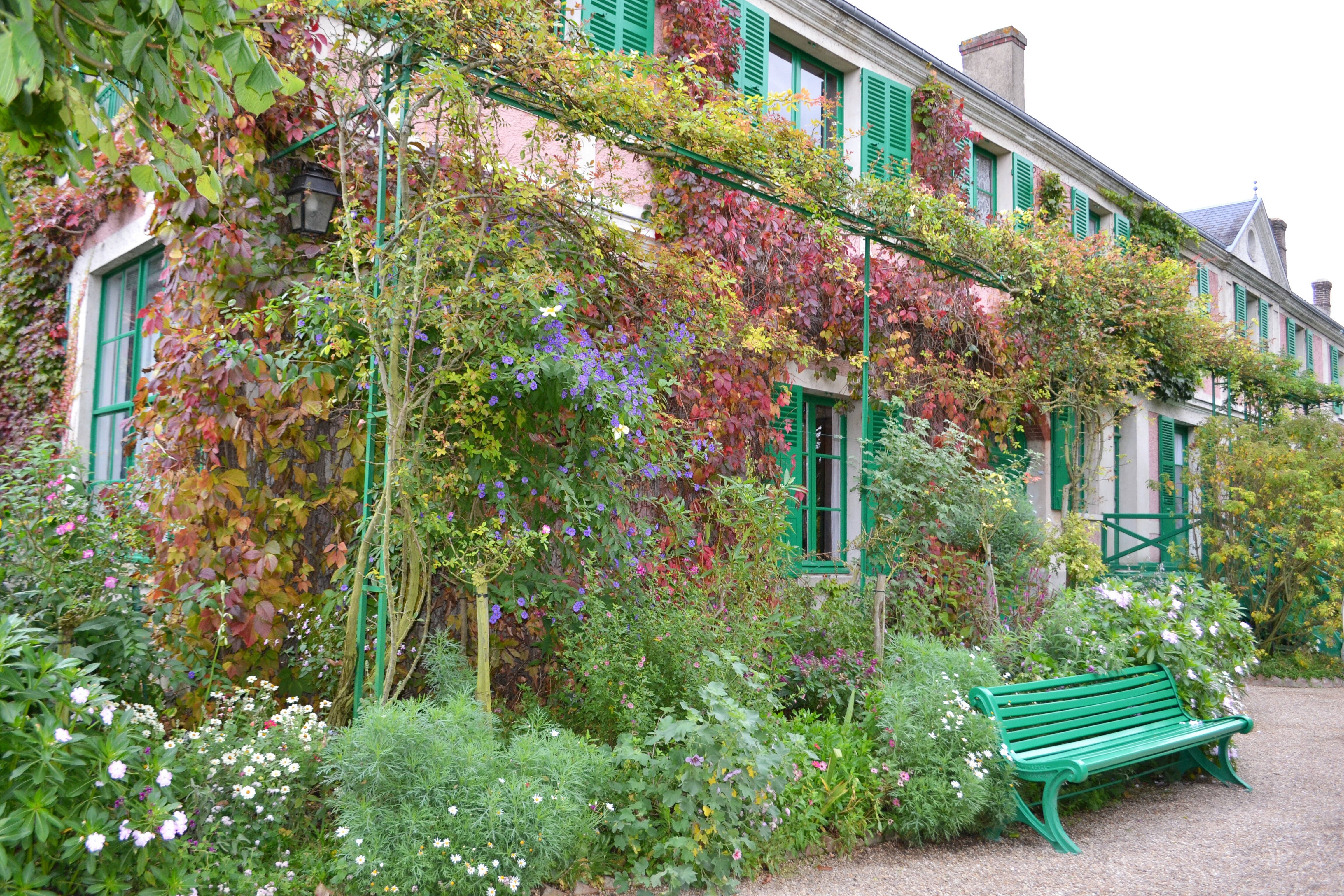 Giverny elizabeth linder photography for Maison de jardin