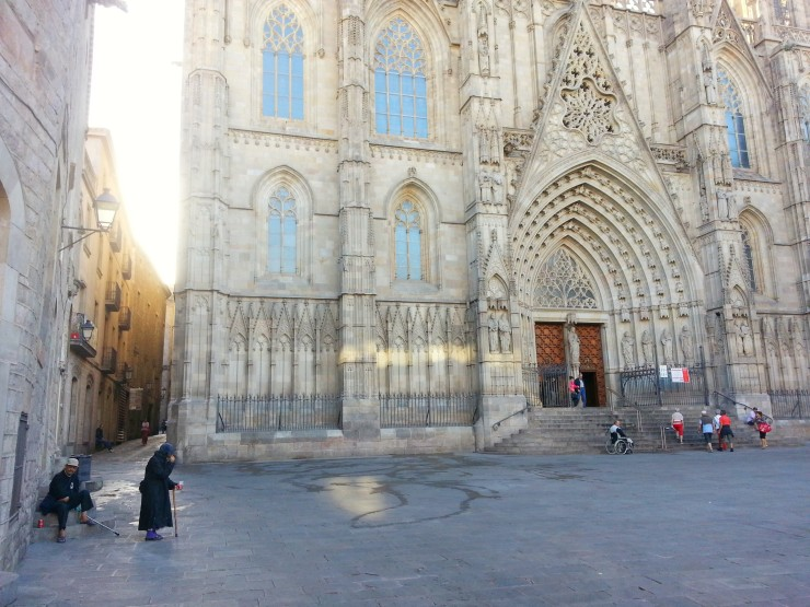 Barcelona Catherdral