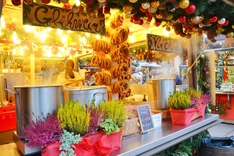 Colmar, France Christmas markets