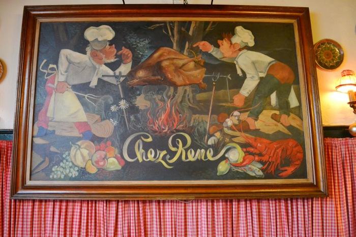 La Chaumière -  Meat cooked on a wood fire  - yum!  (12 Impasse de la Fonderie, 67000 Strasbourg, France)
