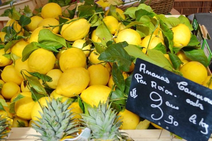Cours Saleya, Nice, France