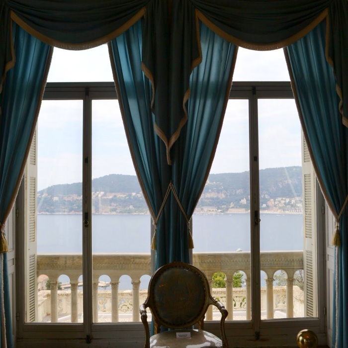 Villa Ephrussi de Rothschild, Cap Ferrat, France