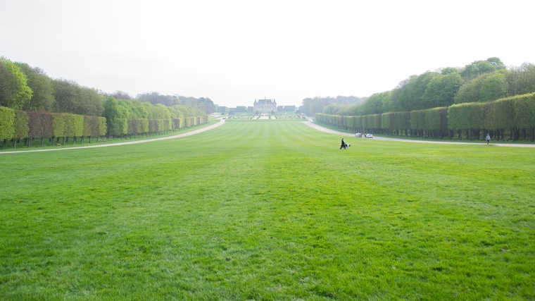 Parc de Sceaux, Paris, France